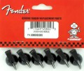Fender Chicken Head Knob (6-Pack) Black - 099-0935-000